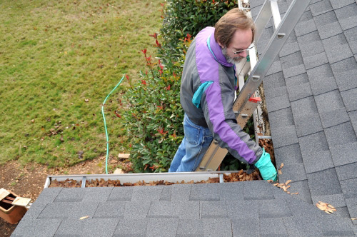 Houston Gutter Cleaning Services